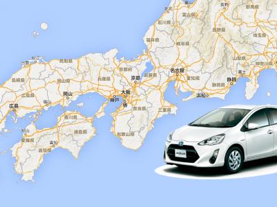 車で日本一周(費用・ルート紹介) ~夫婦二人旅 ~ <本州 太平洋側ルート (山口-東京)>