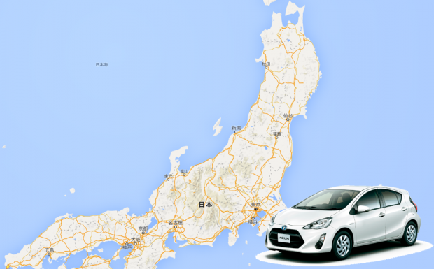 車で日本一周(費用・ルート紹介) ~夫婦二人旅 ~ <本州ルート 日本海側 (青森-山口)>