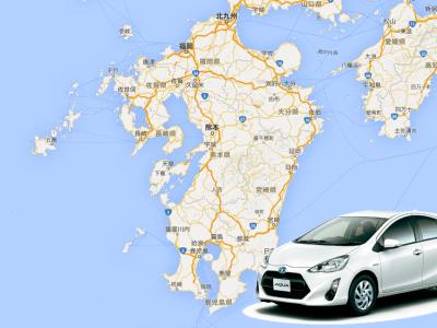 車で日本一周(費用・ルート紹介) ~夫婦二人旅 ~ <九州ルート>