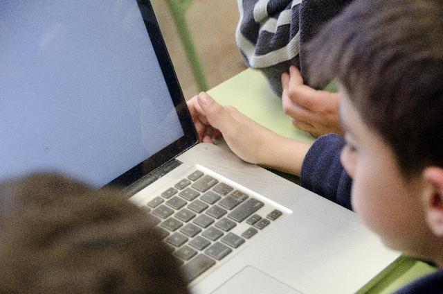 子どもとパソコン(プログラミング)