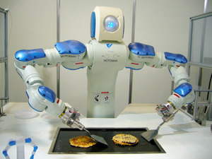 ハウステンボス ロボット総料理長