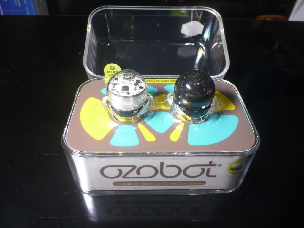 Ozobot届いた