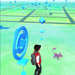ポケモンGO ポケストップ ポケモン出現