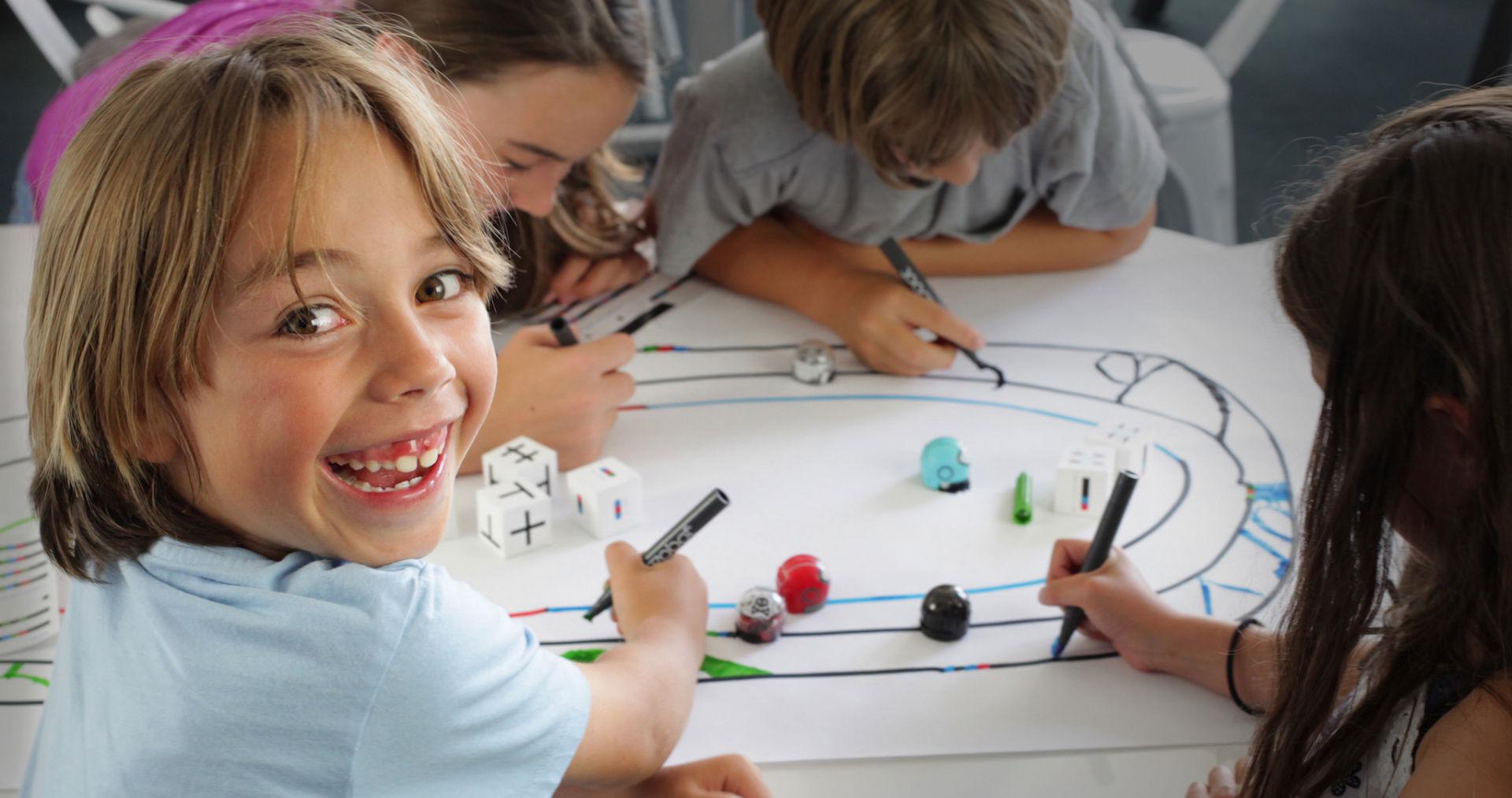 子供向けプログラミング体験教室 ~子供の選択肢・可能性を広げるために~